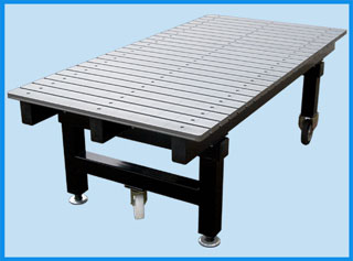Forster Welding Table part no stationary welding tables part no mobile welding tables 1308a ...